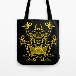 Anubis Rising Tote Bag