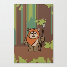 EP6 : Wicket Canvas Print