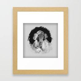 Bride IV Framed Art Print