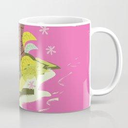 French Polynesia by air Coffee Mug