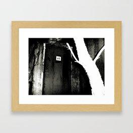 the uninvited Framed Art Print