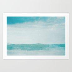 ocean 2245 Art Print