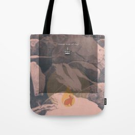 Dinner with the king Tote Bag