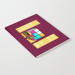 Just do it (Rubik's Cube) Notebook