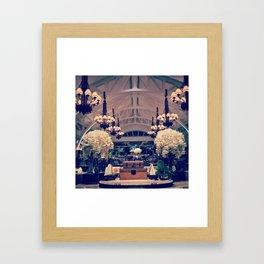 The Clifford Pier Framed Art Print