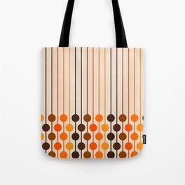 Golden Sixlet Tote Bag