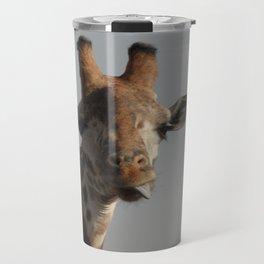 Silly Twiga!  Travel Mug