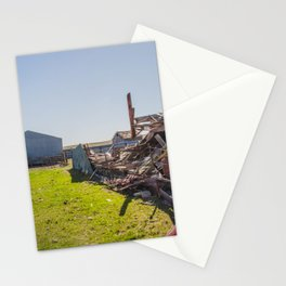 Hoffman Farm, Streeter, ND Stationery Cards