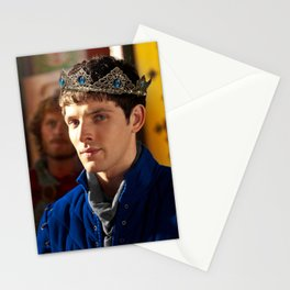 Prince Merlin Stationery Cards