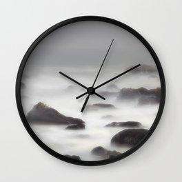 Mountaintops Wall Clock