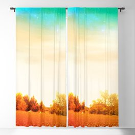 Waking Willow Blackout Curtain
