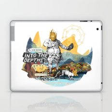 Into the Depths Laptop & iPad Skin