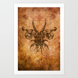 Zodiac: Aries Art Print