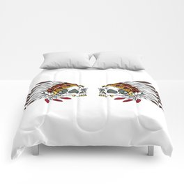 Geronimo's Head Comforters