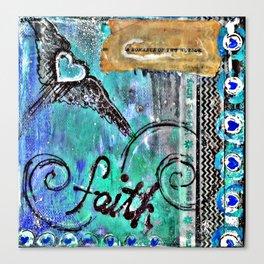 Faith in the Journey Canvas Print