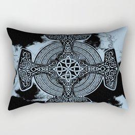 CELTIC CROSS Rectangular Pillow