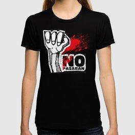 No Pasaran T-shirt