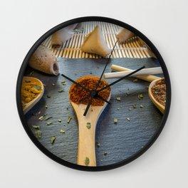 Chinese Tonight. Wall Clock