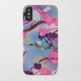 Traceable Ghosts iPhone Case