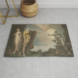 THE TEMPEST Rug