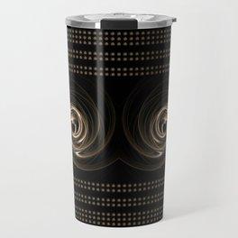 Abstract 17 001j Travel Mug