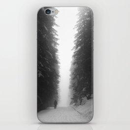 under giant iPhone Skin