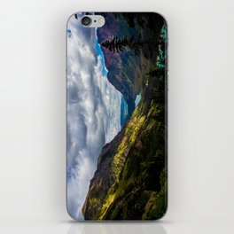 The valley and beyond iPhone Skin