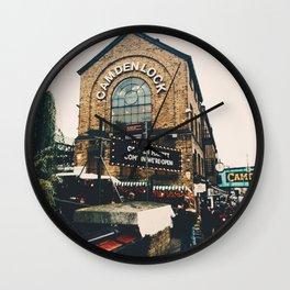 Camden Lock Wall Clock