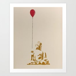 Buddha of Hope Art Print