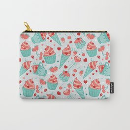 Valentine's sweets - Pastel Carry-All Pouch