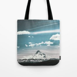 Mountain Morning - Nature Photography Tote Bag