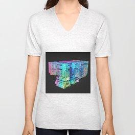 Bismuth Unisex V-Neck