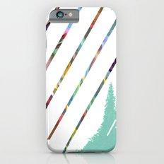 Green & Brown Slim Case iPhone 6s
