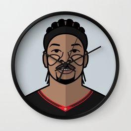 Allen Iverson Wall Clock