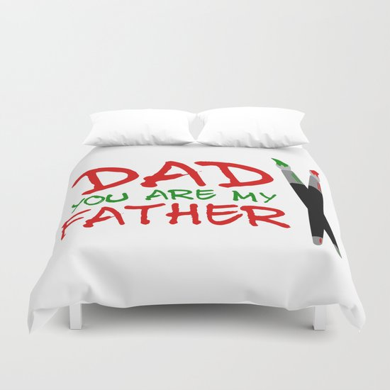 Fathers Day Duvet Cover