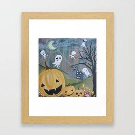 it is always halloween Framed Art Print