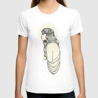 luna T-shirts featuring Luna by Caitlin McCarthy