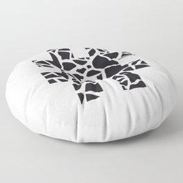 Hashtag Floor Pillow