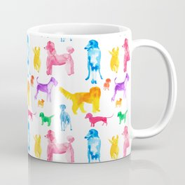 Happy Dogs Coffee Mug