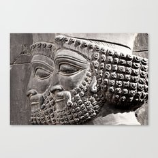 Persian Guards Canvas Print