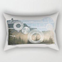 Nature Within Rectangular Pillow