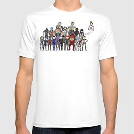 Mass Effect Gang T-shirt