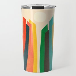 Skyscraper Travel Mug