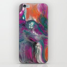 Fluid Color iPhone Skin