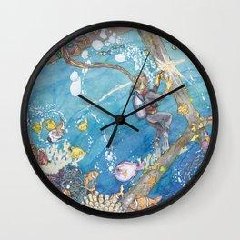 Welding in the Fantastic Sea Wall Clock