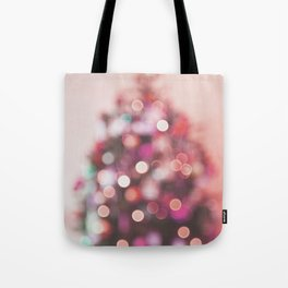 So this is Christmas in beige Tote Bag