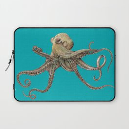 Octopus – drawing Laptop Sleeve