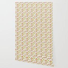 Autumn Forest pattern Wallpaper