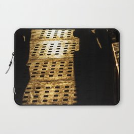 Evening shadows on the street at bazaar Laptop Sleeve