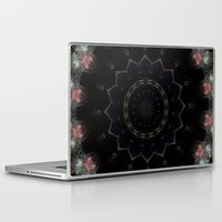 halo Laptop & iPad Skins featuring Halo by Silentwolf